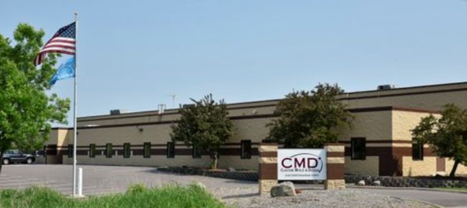 Custom Mold & Design building