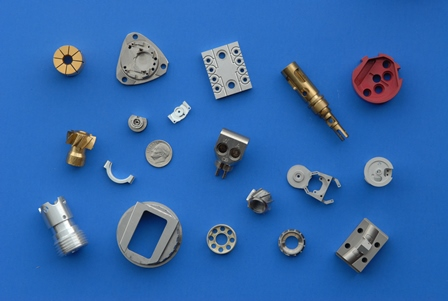 CMD Precision Machined Parts