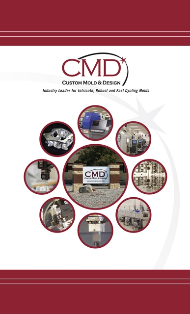 Custom Mold & Design Brochure